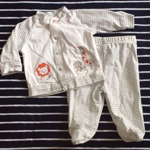 Baby jogger outfit